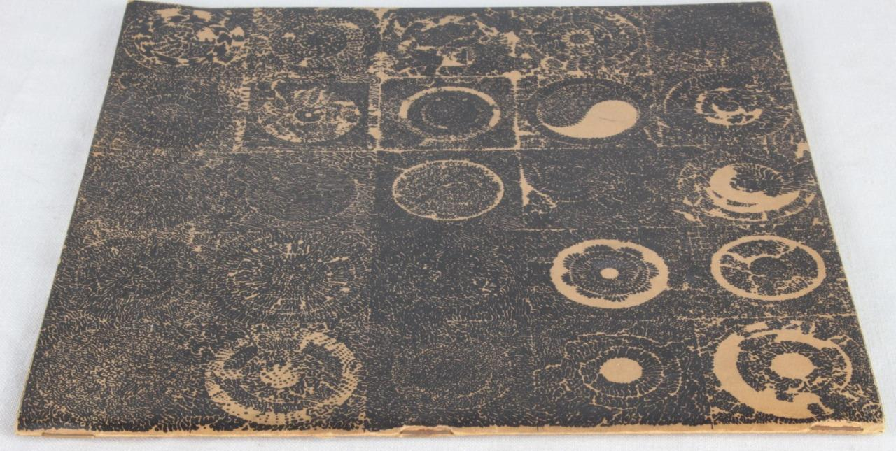 Conner/McClure/Haselwood MANDALAS/BLACK DOT Buddhist Poetry Book