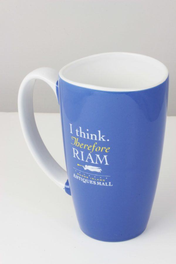 """I Think Therefore RIAM"" Coffee Mug"