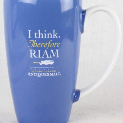 """""""I Think Therefore RIAM"""" Coffee Mug"""