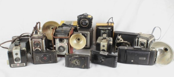 Reflex and TLR (Twin Lens Reflex) Cameras