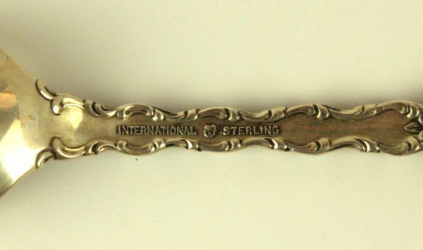 International Silver King Louis Pattern Teaspoons Set of 4