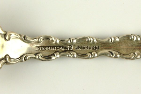 International Silver Sterling Fork(s) King Louis Pattern 1970s
