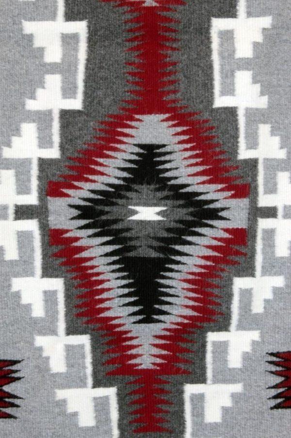 Navajo Rug MARIE TSOSIE Klagetoh 59x32'' Arizona Runner