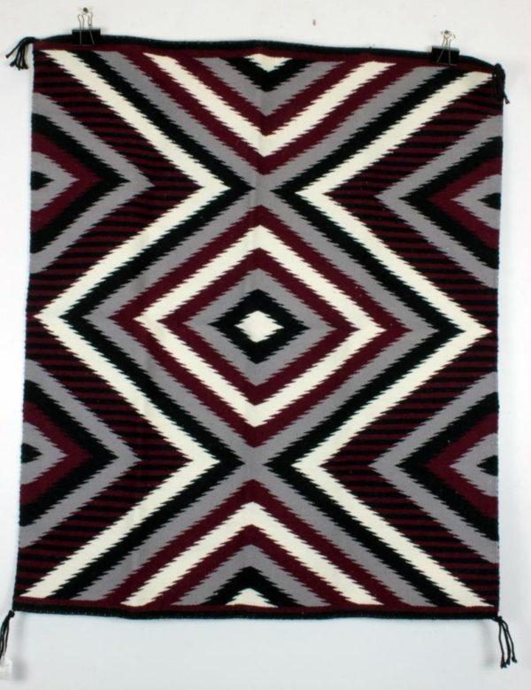 Navajo Rug MAYBELLE BEGAY Chinle + Moki Strips