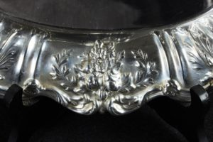 Reed & Barton Sterling Silver Francis I X568 Ernest Meyer Bread Dish Tray .925
