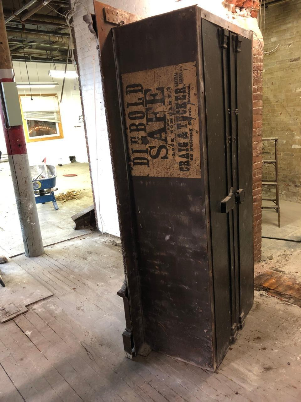 Diebold Vault Door For Sale