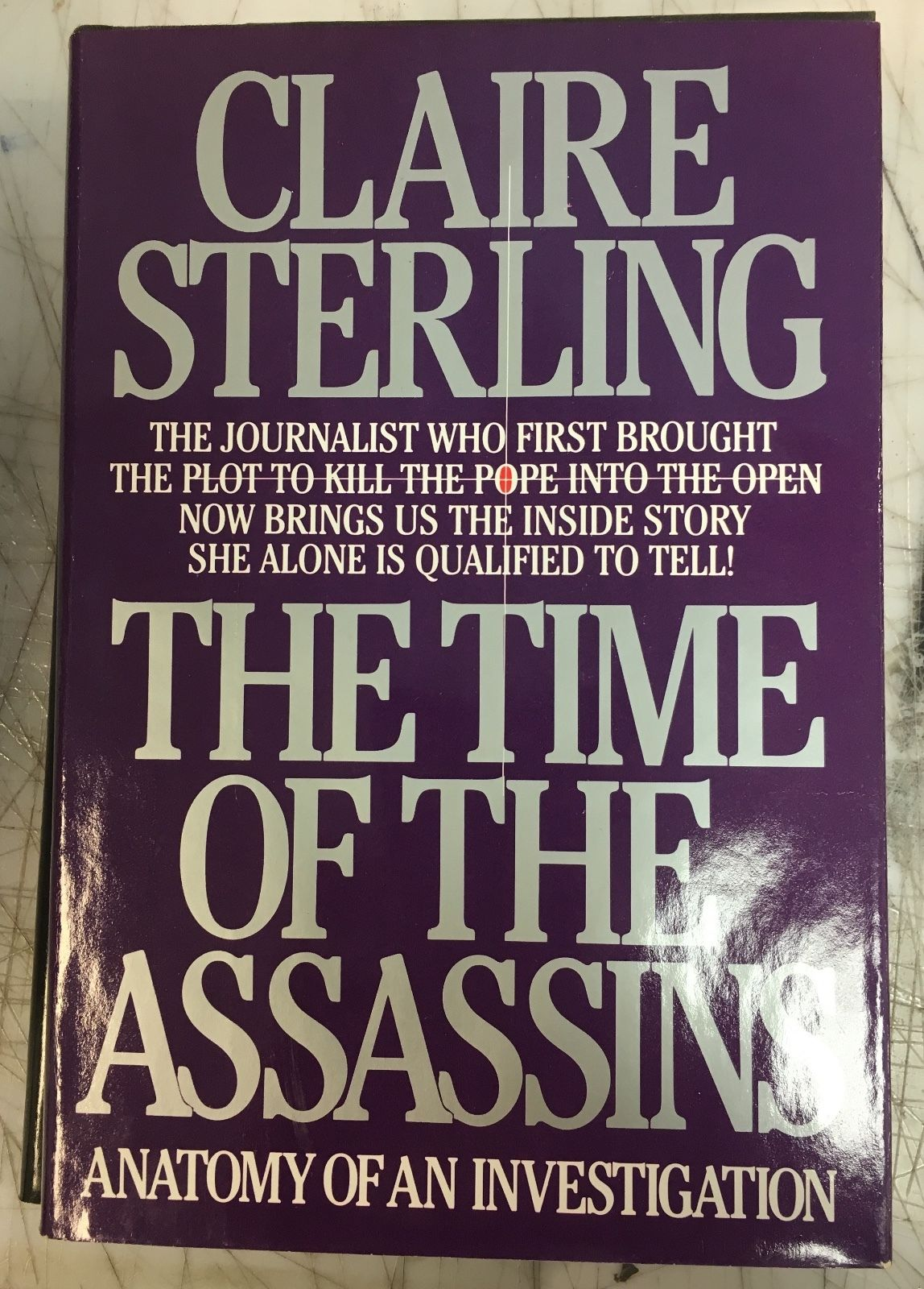 Home / Shop Online / Paper / 1983 The Time Of The Assassins: ...
